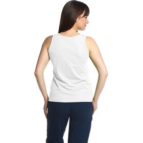 Maier Sports Petra Top Damer, white